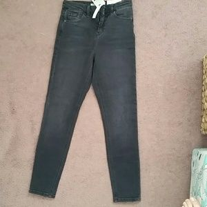 Topshop Cain Skinny Jeans 26x30